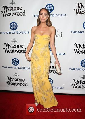 Louise Roe - The Art of Elysium Presents Vivienne Westwood & Andreas Kronthaler's 2016 HEAVEN Gala at 3LABS - Culver...