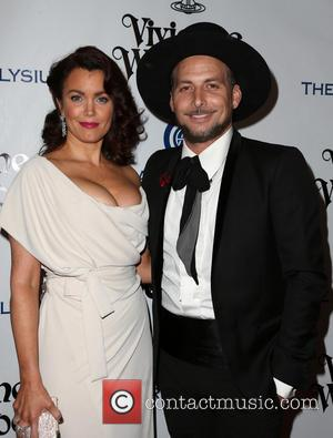 Bellamy Young and Guest