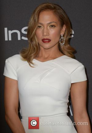 Jennifer Lopez - InStyle/Warner Bros Golden Globes after party held at the Beverly Hilton Hotel - Arrivals at Beverly Hilton...