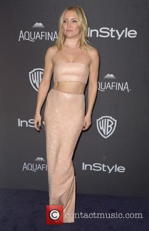 Kate Hudson - InStyle/Warner Bros Golden Globes after party held at the Beverly Hilton Hotel - Arrivals at beverly Hilton...