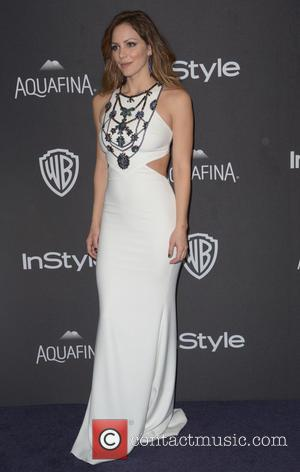 Katharine McPhee - InStyle/Warner Bros Golden Globes after party held at the Beverly Hilton Hotel - Arrivals at Beverly Hilton...