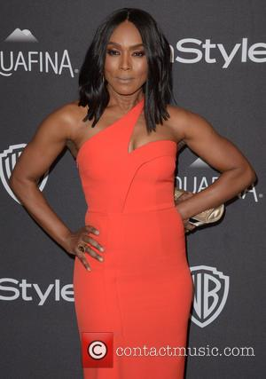 Angela Bassett - InStyle/Warner Bros Golden Globes after party held at the Beverly Hilton Hotel - Arrivals at Beverly Hilton...