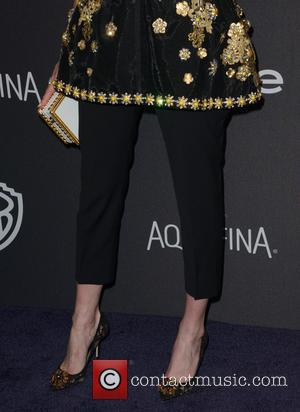 Kate Bosworth - InStyle/Warner Bros Golden Globes after party held at the Beverly Hilton Hotel - Arrivals at Beverly Hilton...