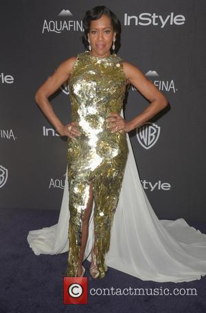 Regina King - InStyle and Warner Bros Golden Globes after party held at the Beverly Hilton Hotel at Beverly Hilton...