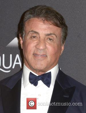 Sylvester Stallone - InStyle and Warner Bros Golden Globes after party held at the Beverly Hilton Hotel at Beverly Hilton...