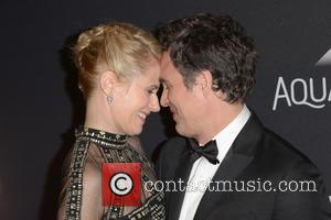 Sunrise Coigney and Mark Ruffalo at Beverly Hilton - Beverly Hills, Ca and Golden Globes