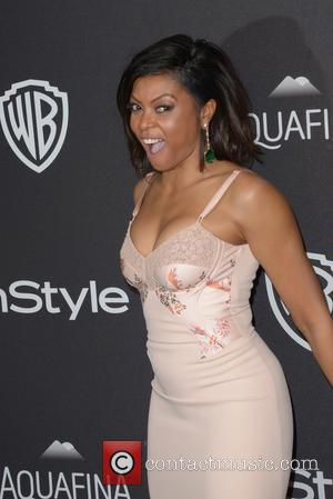 Taraji P. Henson - InStyle/Warner Bros. Golden Globes after party - Arrivals at beverly Hilton - Beverly Hills, CA, Golden...