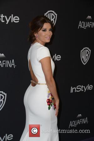 Golden Globe Awards, Eva Longoria, Beverly Hilton Hotel