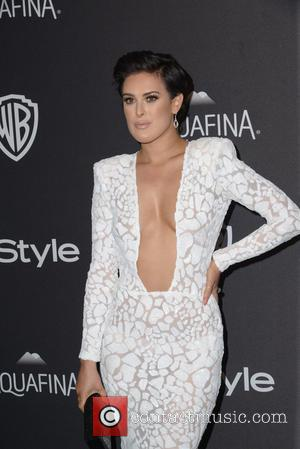 Rumer Willis - InStyle and Warner Bros 73rd Annual Golden Globes Post-Party at the Beverly Hilton Hotel at Beverly Hilton...
