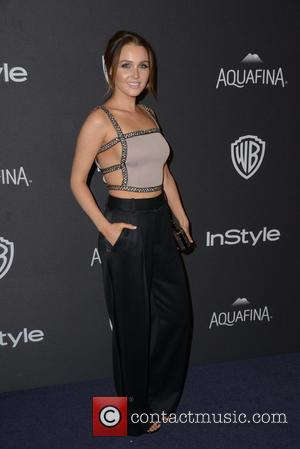 Camilla Luddington - InStyle and Warner Bros 73rd Annual Golden Globes Post-Party at the Beverly Hilton Hotel at Beverly Hilton...