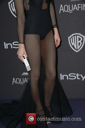 Whitney Port - InStyle and Warner Bros 73rd Annual Golden Globes Post-Party at the Beverly Hilton Hotel at Beverly Hilton...