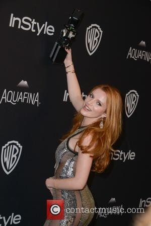Bella Thorne - InStyle and Warner Bros 73rd Annual Golden Globes Post-Party at the Beverly Hilton Hotel at Beverly Hilton...