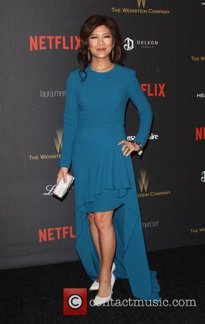 Julie Chen - The Weinstein Company & Netflix 2016 Golden Globe After Party held at the Beverly Hilton Hotel at...