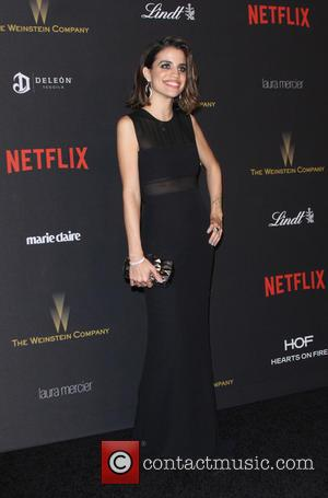 Natalie Morales - The Weinstein Company & Netflix 2016 Golden Globe After Party held at the Beverly Hilton Hotel at...