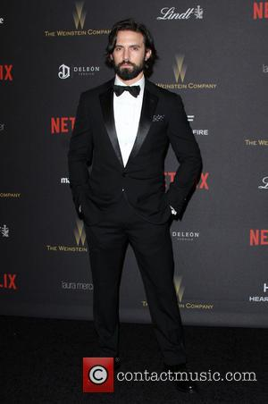 Milo Ventimiglia - The Weinstein Company & Netflix 2016 Golden Globe After Party held at the Beverly Hilton Hotel at...