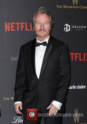 John Savage - The Weinstein Company & Netflix 2016 Golden Globe After Party held at the Beverly Hilton Hotel at...