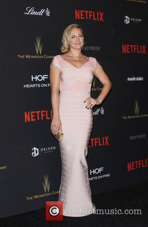 Zoe Bell - The Weinstein Company & Netflix 2016 Golden Globe After Party held at the Beverly Hilton Hotel at...