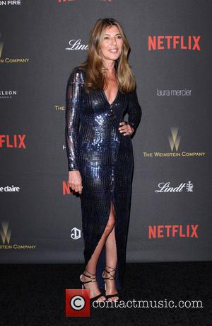 Nina Garcia - The Weinstein Company & Netflix 2016 Golden Globe After Party held at the Beverly Hilton Hotel at...