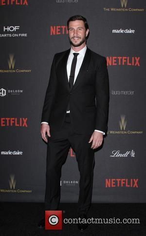 Pablo Schreiber - The Weinstein Company & Netflix 2016 Golden Globe After Party held at the Beverly Hilton Hotel at...
