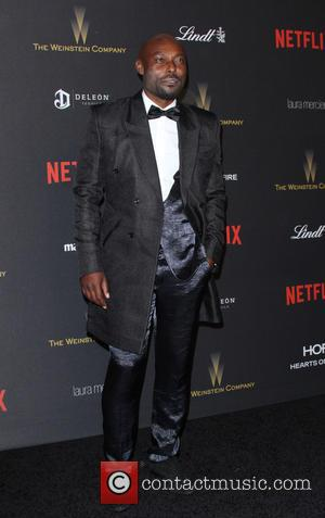 Jimmy Jean-Louis - The Weinstein Company & Netflix 2016 Golden Globe After Party held at the Beverly Hilton Hotel at...