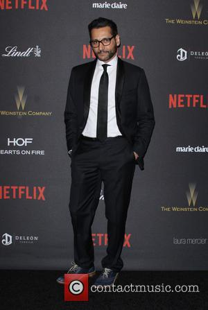 Cas Anvar - The Weinstein Company & Netflix 2016 Golden Globe After Party held at the Beverly Hilton Hotel at...