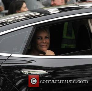 Jamie Lee Curtis - The 73rd Golden Globe Awards - Outside Arrivals at beverly hills, Golden Globe Awards - Beverly...