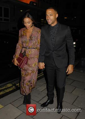 Rochelle Humes , Marvin Humes - London Collections Men AW16 closing dinner hosted by GQ editor Dylan Jones and LCM...