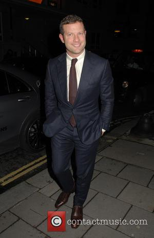 Dermot O'Leary - London Collections Men AW16 closing dinner hosted by GQ editor Dylan Jones and LCM Ambassadors held at...