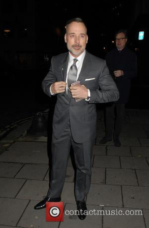 David Furnish - London Collections Men AW16 closing dinner hosted by GQ editor Dylan Jones and LCM Ambassadors held at...
