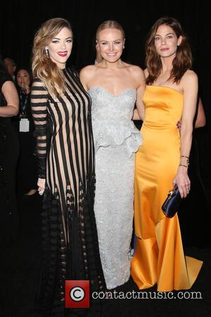 Jaime King, Malin Akerman , Michelle Monaghan - The Weinstein Company and Netflix 2016 Golden Globes After Party at the...