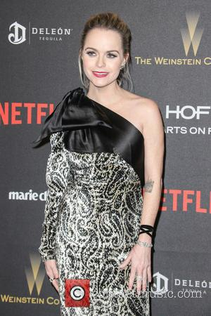 Taryn Manning - The Weinstein Company and Netflix 2016 Golden Globes After Party at the Beverly Hilton Hotel at Beverly...