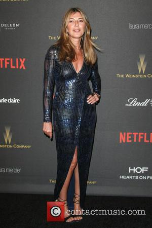 Nina Garcia - The Weinstein Company and Netflix 2016 Golden Globes After Party at the Beverly Hilton Hotel at Beverly...