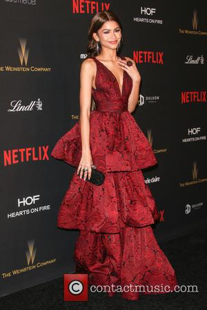 Zendaya - The Weinstein Company and Netflix 2016 Golden Globes After Party at the Beverly Hilton Hotel at Beverly Hitlon...