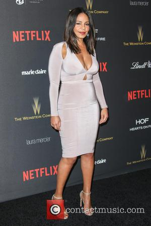 Sanaa Lathan - The Weinstein Company and Netflix 2016 Golden Globes After Party at the Beverly Hilton Hotel at Beverly...