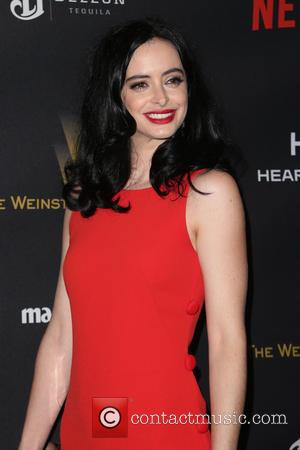 Krysten Ritter - The Weinstein Company and Netflix 2016 Golden Globes After Party at the Beverly Hilton Hotel at Beverly...