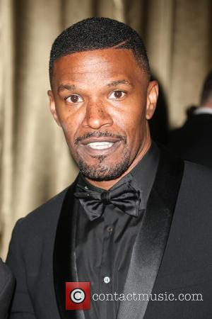 Jamie Foxx Pokes Fun At Steve Harvey's Miss Universe Blunder At Golden Globes