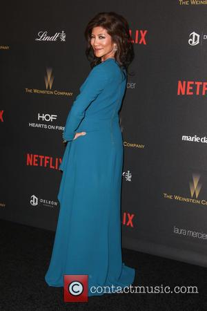 Julie Chen - The Weinstein Company and Netflix 2016 Golden Globes After Party at the Beverly Hilton Hotel at Beverly...
