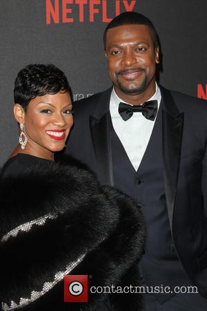 Cynne Simpson and Chris Tucker