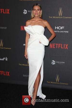 Renee Bargh - The Weinstein Company and Netflix 2016 Golden Globes After Party at the Beverly Hilton Hotel at Beverly...