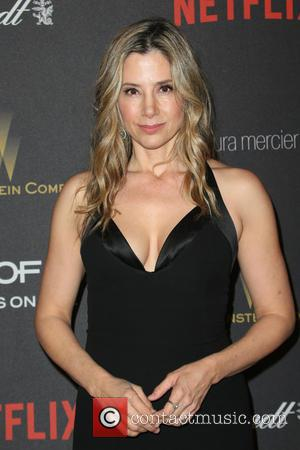 Mira Sorvino - The Weinstein Company and Netflix 2016 Golden Globes After Party at the Beverly Hilton Hotel at Beverly...
