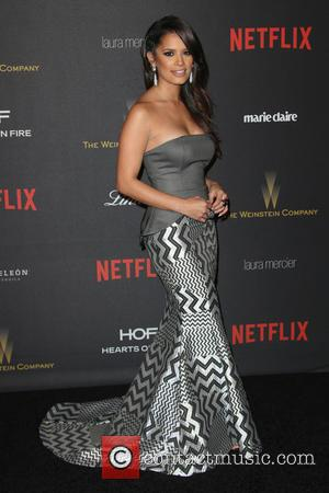 Rocsi Diaz - The Weinstein Company and Netflix 2016 Golden Globes After Party at the Beverly Hilton Hotel at Beverly...