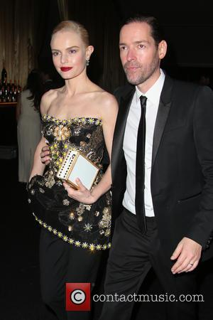 Michael Polish , Kate Bosworth - The Weinstein Company and Netflix 2016 Golden Globes After Party at the Beverly Hilton...