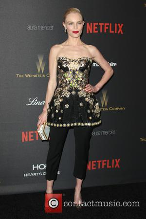 Kate Bosworth - The Weinstein Company and Netflix 2016 Golden Globes After Party at the Beverly Hilton Hotel at Beverly...
