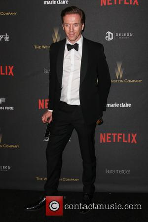 Damian Lewis - The Weinstein Company and Netflix 2016 Golden Globes After Party at the Beverly Hilton Hotel at Beverly...