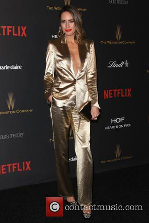 Louise Roe - The Weinstein Company and Netflix 2016 Golden Globes After Party at the Beverly Hilton Hotel at Beverly...
