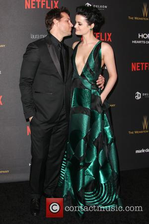 Jaimie Alexander and Peter Facinelli