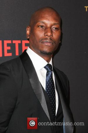 Tyrese, Golden Globe Awards, Beverly Hilton Hotel
