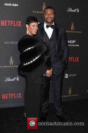 Chris Tucker - The Weinstein Company & Netflix 2016 Golden Globe After Party held at the Beverly Hilton Hotel at...