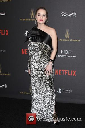Taryn Manning - The Weinstein Company & Netflix 2016 Golden Globe After Party held at the Beverly Hilton Hotel at...