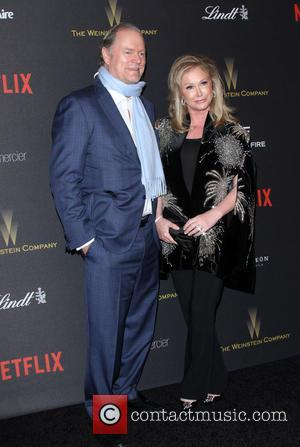 Rick Hilton , Kathy Hilton - The Weinstein Company & Netflix 2016 Golden Globe After Party held at the Beverly...